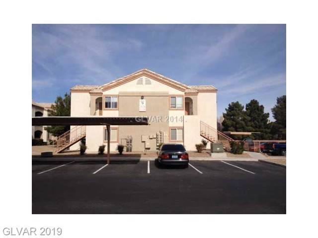 4655 Gold Dust #135, Las Vegas, NV 89120 (MLS #2160759) :: Trish Nash Team