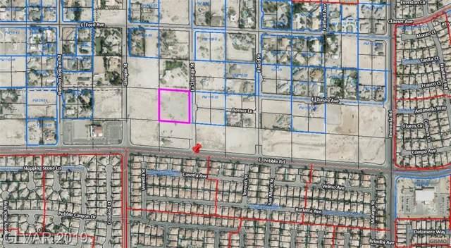 Lacienega, Las Vegas, NV 89123 (MLS #2160819) :: Trish Nash Team