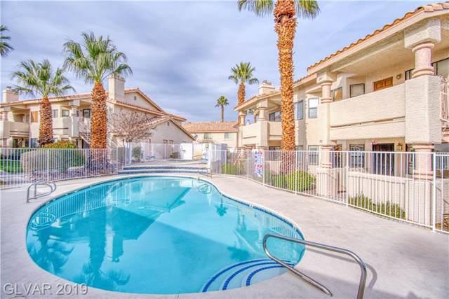 1009 Sulphur Springs #202, Las Vegas, NV 89128 (MLS #2160909) :: Hebert Group | Realty One Group