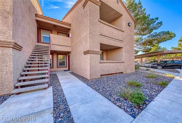 1150 Buffalo #1011, Las Vegas, NV 89128 (MLS #2160934) :: Hebert Group | Realty One Group