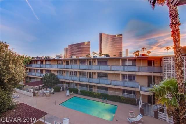 356 Desert Inn #315, Las Vegas, NV 89109 (MLS #2161130) :: Hebert Group   Realty One Group