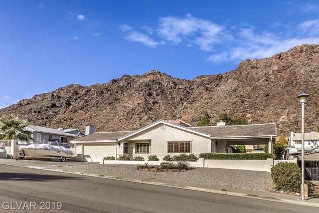 860 Marina, Boulder City, NV 89005 (MLS #2161234) :: Signature Real Estate Group