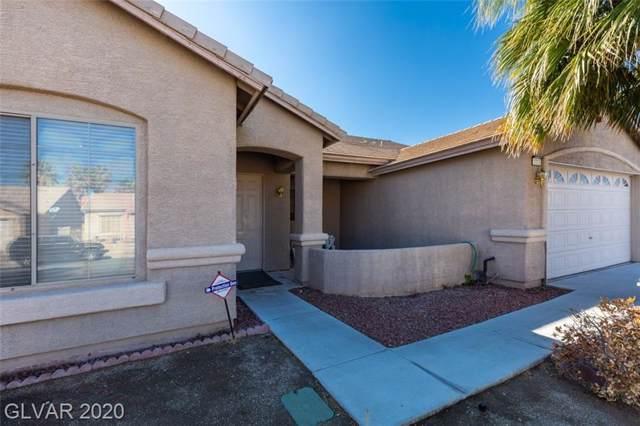 1013 Stoneypeak Avenue, North Las Vegas, NV 89081 (MLS #2161509) :: ERA Brokers Consolidated / Sherman Group