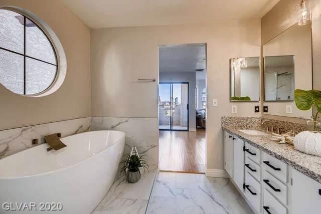 4049 Luzon Way #101, Las Vegas, NV 89103 (MLS #2161592) :: Hebert Group | Realty One Group