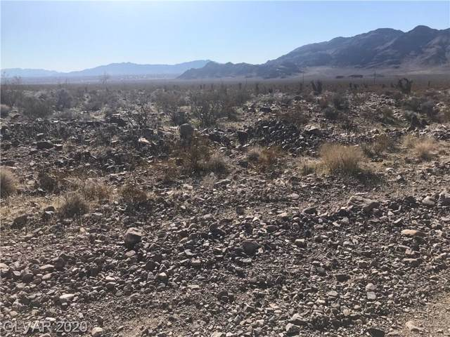 1151 W Coral, Pahrump, NV 89060 (MLS #2161763) :: Jeffrey Sabel