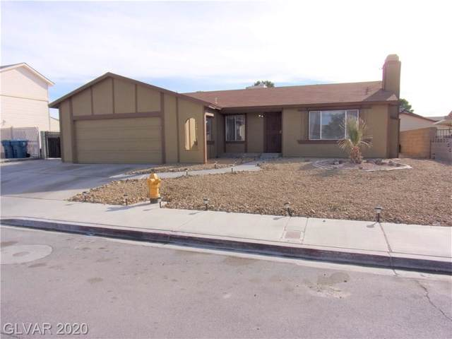 3937 Savoy, Las Vegas, NV 89115 (MLS #2161819) :: Performance Realty
