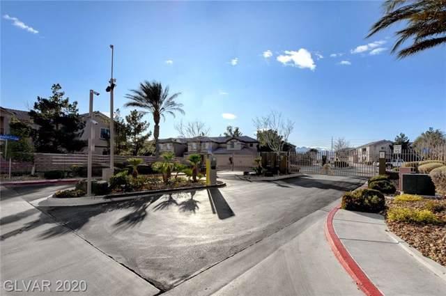 4610 Puglia #103, North Las Vegas, NV 89084 (MLS #2162157) :: Hebert Group | Realty One Group