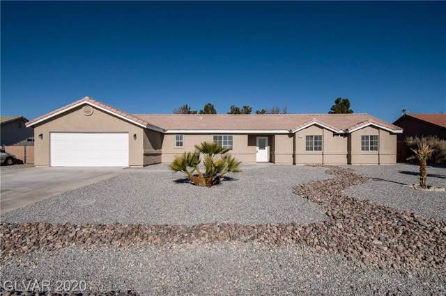 720 W Indian Wells, Pahrump, NV 89060 (MLS #2162241) :: The Lindstrom Group