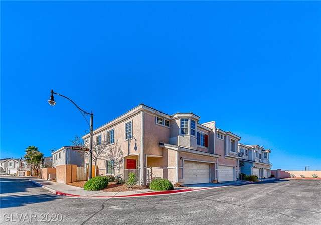 2561 Diplomacy Pointe, Henderson, NV 89052 (MLS #2162293) :: Signature Real Estate Group