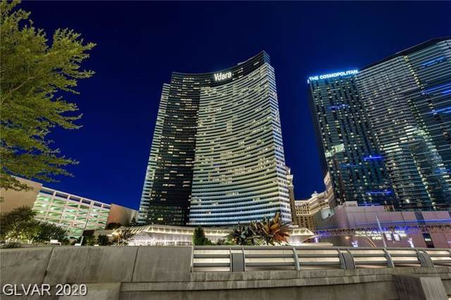 2600 Harmon Avenue #21040, Las Vegas, NV 89109 (MLS #2162309) :: Lindstrom Radcliffe Group