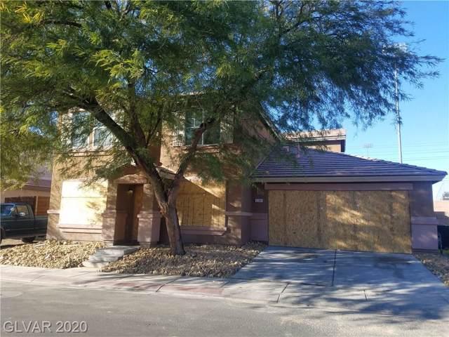 5209 El Prado Heights, North Las Vegas, NV 89081 (MLS #2162386) :: Vestuto Realty Group
