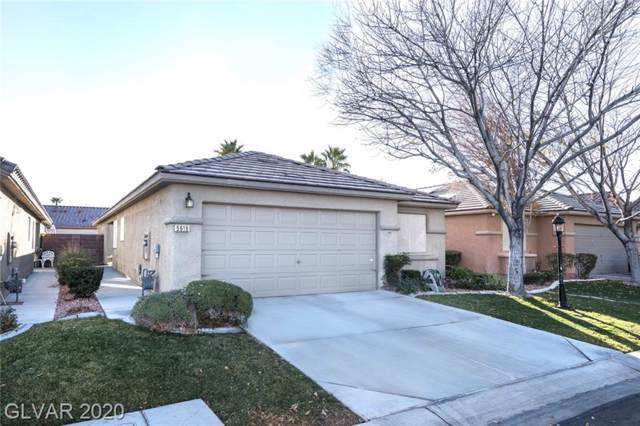 5619 Crowbush Cove, Las Vegas, NV 89122 (MLS #2162502) :: Signature Real Estate Group