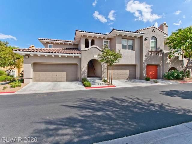 11855 Portina #2014, Las Vegas, NV 89138 (MLS #2162532) :: Hebert Group | Realty One Group