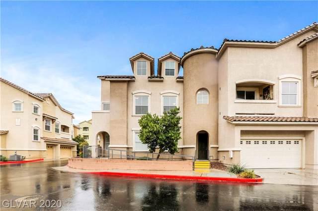 8777 W Maule Avenue #2148, Las Vegas, NV 89148 (MLS #2162554) :: Billy OKeefe | Berkshire Hathaway HomeServices
