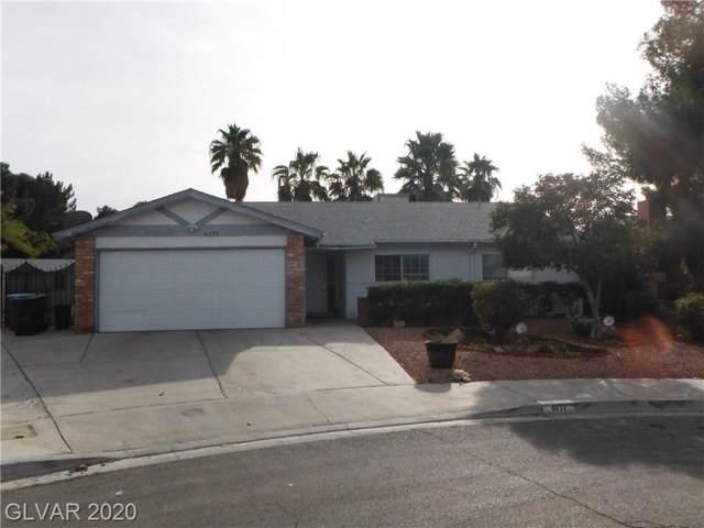 6171 Forest Park Drive, Las Vegas, NV 89156 (MLS #2162568) :: Vestuto Realty Group
