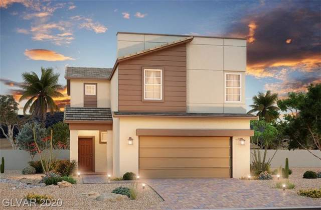 6034 Rose Springs Lot 72, Las Vegas, NV 89130 (MLS #2162585) :: Performance Realty