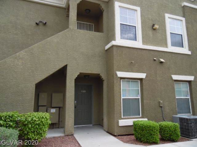 9303 Gilcrease #1165, Las Vegas, NV 89149 (MLS #2162602) :: Performance Realty
