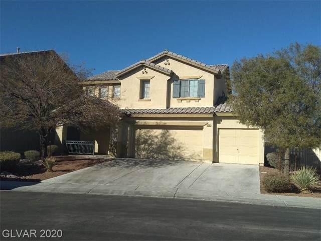 3404 Carefree Beauty Avenue, North Las Vegas, NV 89081 (MLS #2162612) :: ERA Brokers Consolidated / Sherman Group