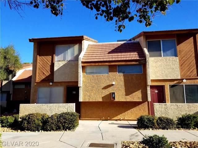 3651 Arville Street #713, Las Vegas, NV 89103 (MLS #2162687) :: Helen Riley Group | Simply Vegas