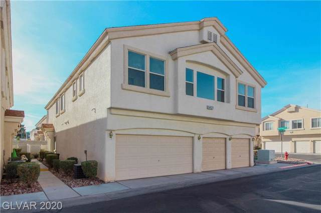 6431 Saddle Up #101, Henderson, NV 89011 (MLS #2162805) :: Performance Realty