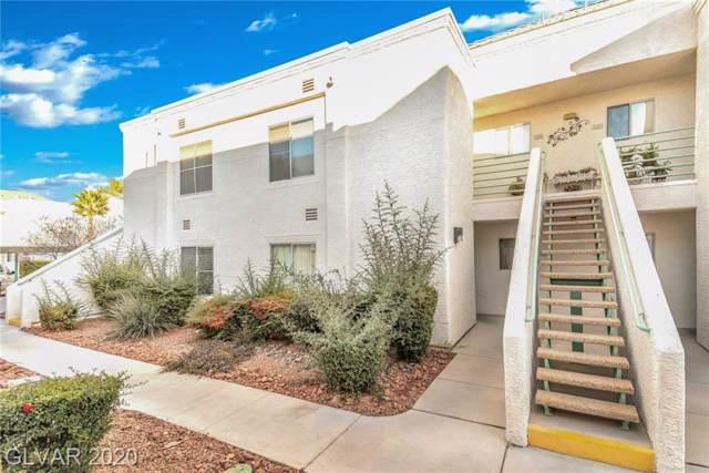 7100 Pirates Cove #2128, Las Vegas, NV 89145 (MLS #2162851) :: Signature Real Estate Group