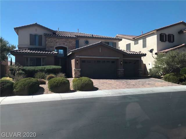 7931 Morning Queen, Las Vegas, NV 89178 (MLS #2162878) :: Vestuto Realty Group