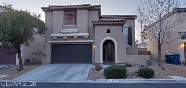 10461 Mulvaney, Las Vegas, NV 89141 (MLS #2162882) :: Trish Nash Team