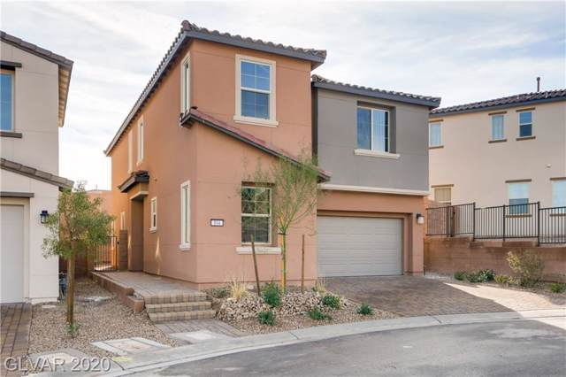 104 Verde Rosa, Las Vegas, NV 89011 (MLS #2162924) :: Signature Real Estate Group