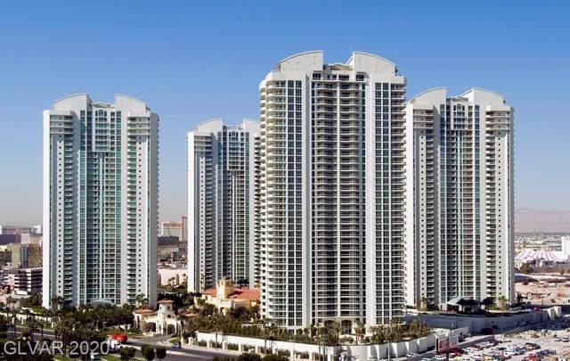 2747 Paradise #706, Las Vegas, NV 89109 (MLS #2162945) :: Performance Realty