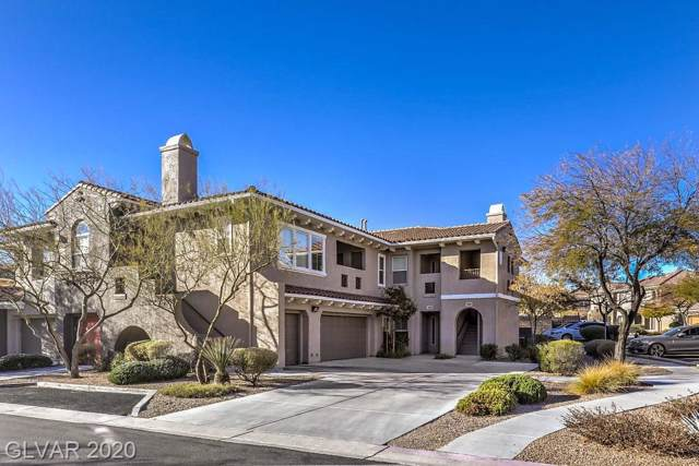 825 Canterra #1059, Las Vegas, NV 89138 (MLS #2162984) :: Hebert Group | Realty One Group