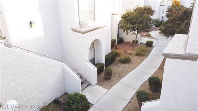 3150 Soft Breezes Drive #2213, Las Vegas, NV 89128 (MLS #2163036) :: Billy OKeefe | Berkshire Hathaway HomeServices