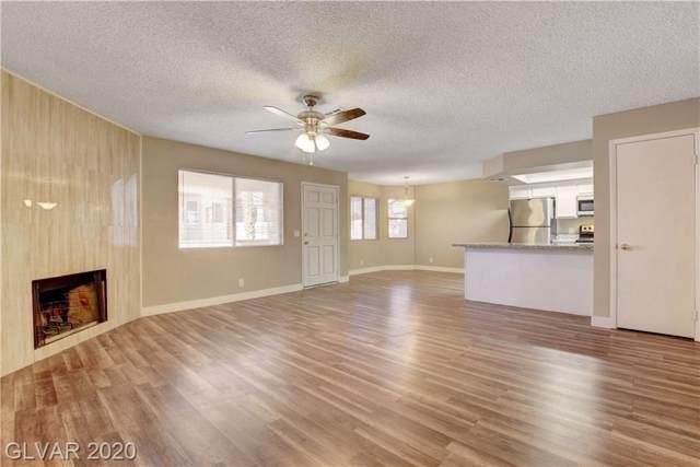 7952 Diamond Rock #201, Las Vegas, NV 89128 (MLS #2163116) :: Signature Real Estate Group