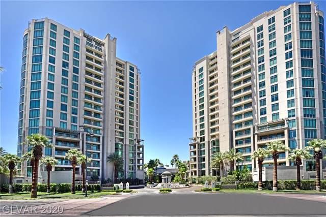 1 Hughes Center #608, Las Vegas, NV 89169 (MLS #2163146) :: Hebert Group | Realty One Group