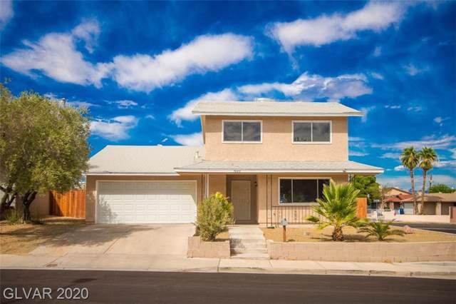 7600 Parakeet, Las Vegas, NV 89145 (MLS #2163178) :: Signature Real Estate Group