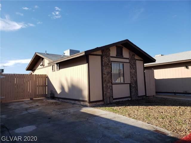 4735 Madrigal, Las Vegas, NV 89122 (MLS #2163233) :: Signature Real Estate Group