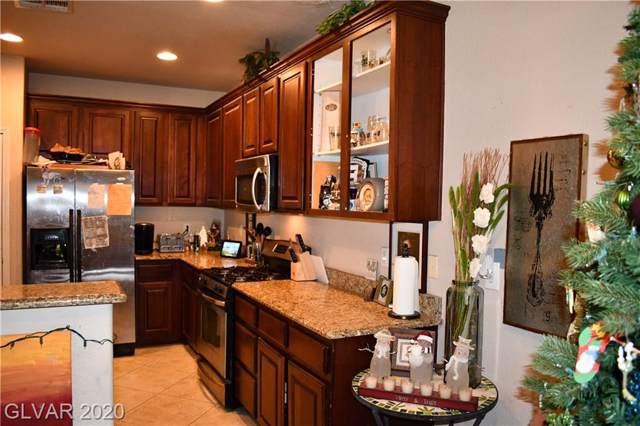 6217 Grace Mountain Street, Las Vegas, NV 89115 (MLS #2163364) :: Signature Real Estate Group