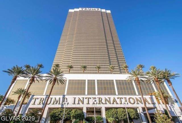 2000 Fashion Show Drive #3506, Las Vegas, NV 89109 (MLS #2163528) :: Signature Real Estate Group