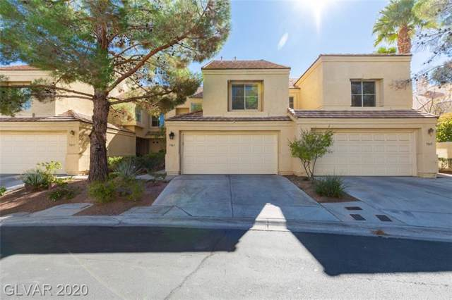 7861 Bluewater, Las Vegas, NV 89128 (MLS #2163601) :: Trish Nash Team