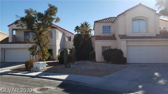 2764 Trotwood Lane, Las Vegas, NV 89108 (MLS #2163673) :: Custom Fit Real Estate Group