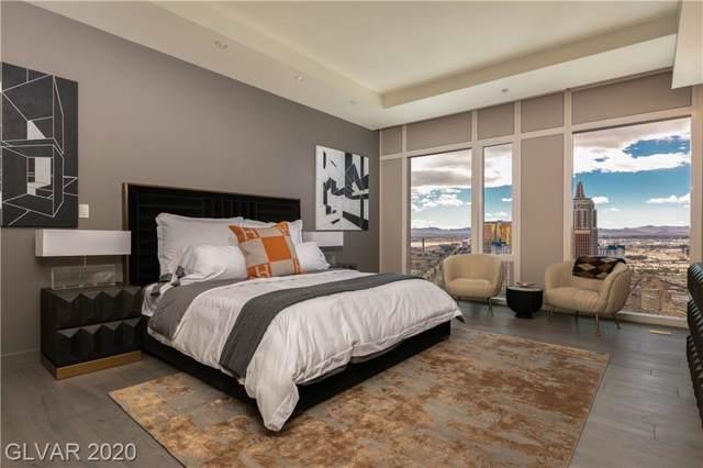 3750 Las Vegas #2903, Las Vegas, NV 89158 (MLS #2163684) :: Hebert Group | Realty One Group