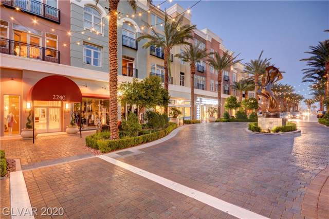 2240 Village Walk #2204, Henderson, NV 89052 (MLS #2163705) :: Hebert Group | Realty One Group