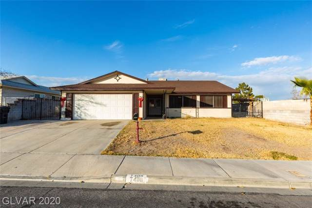 7408 Stormson, Las Vegas, NV 89145 (MLS #2163745) :: Signature Real Estate Group