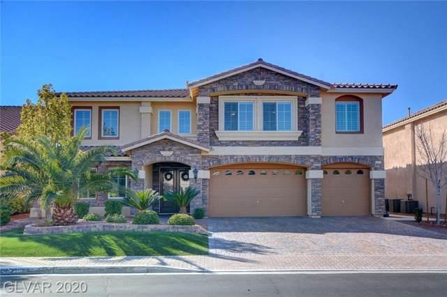 4211 Abernethy Forest, Las Vegas, NV 89141 (MLS #2163754) :: Vestuto Realty Group