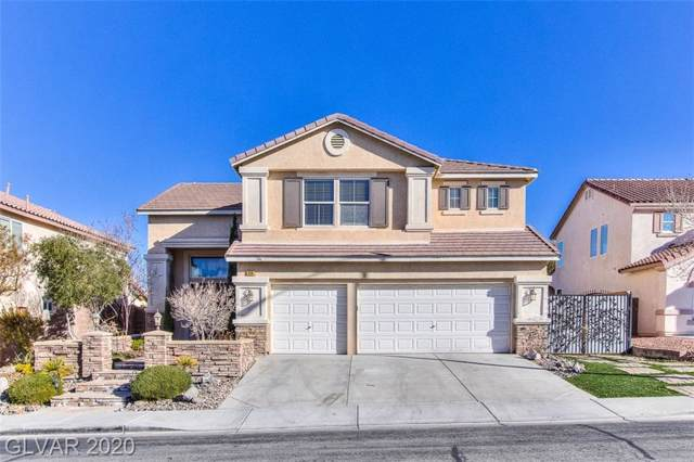 306 Lindbrook Street, Henderson, NV 89074 (MLS #2163837) :: Brantley Christianson Real Estate