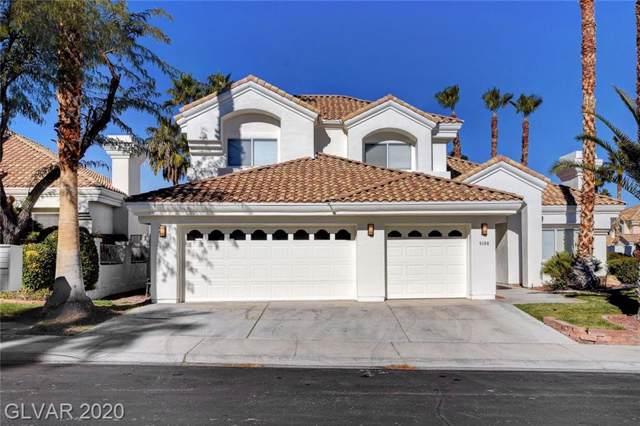 8100 Sunset Cove, Las Vegas, NV 89128 (MLS #2163859) :: Trish Nash Team