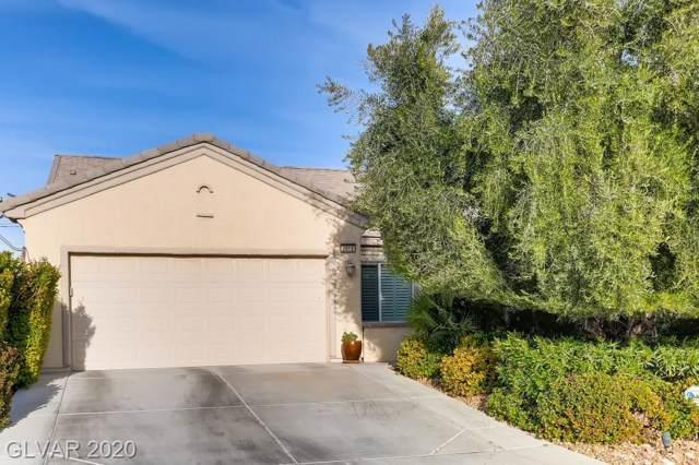 2512 Lark Sparrow, North Las Vegas, NV 89084 (MLS #2163862) :: Hebert Group   Realty One Group