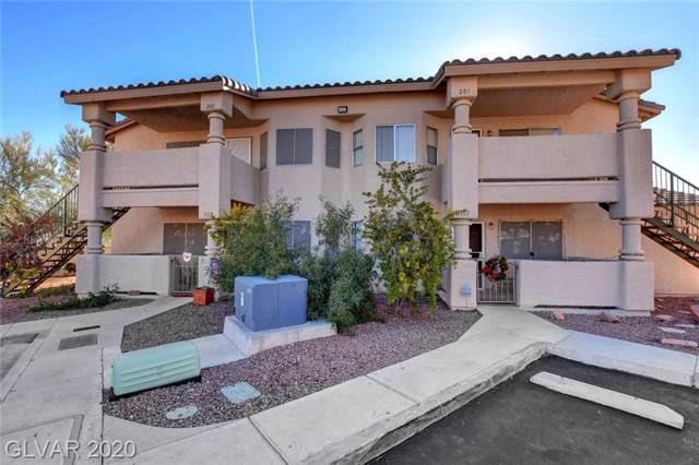 1320 Keifer #202, Las Vegas, NV 89128 (MLS #2164022) :: Performance Realty