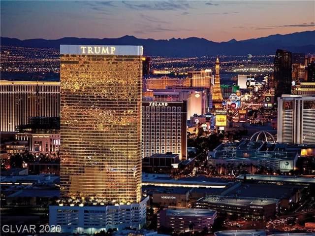2000 Fashion Show #3119, Las Vegas, NV 89109 (MLS #2164043) :: Trish Nash Team