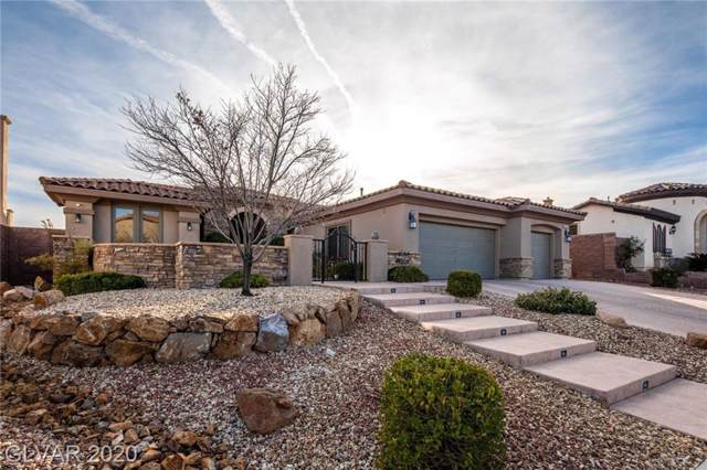 8261 Bella Famiglia, Las Vegas, NV 89178 (MLS #2164126) :: Vestuto Realty Group