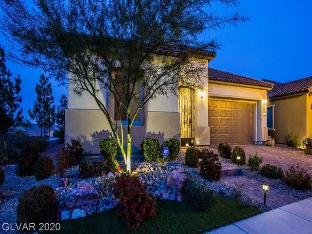 12828 New Providence, Las Vegas, NV 89141 (MLS #2164151) :: The Lindstrom Group
